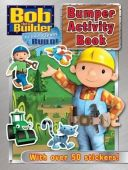 Bob the Builder Bumper Activity Book