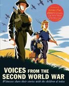 Voices from the Second World War HB