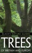 Trees of Britain and Europe Nature Guide