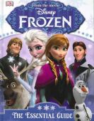 Disney Frozen the Essential Guide