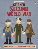 Sticker Dressing Second World War