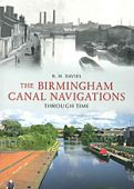 Birmingham Canal Navigations Through Time