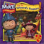Mike the Knight and the Wizards Treasure