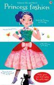 Princess Fashion Mix & Match Book