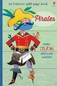 Pirates Split Page Books
