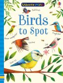 Birds to Spot Usborne Minis