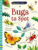 Bugs to Spot Usborne Minis