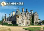 Hampshire A4 Calendar 2022