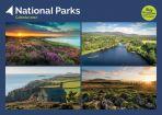National Parks A4 Calendar 2022