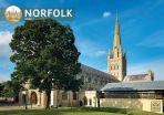 Norfolk A4 Calendar 2022