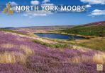 North York Moors A4 Calendar 2022