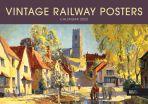 NRM Vintage Railway Posters A4 Calendar 2022