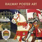 NRM Railway Poster Art Square Wall Calendar 2022
