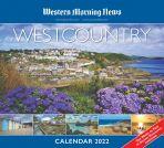 Western Morning News West Country Calendar 2022