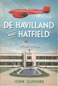 De Havilland and Hatfield 1910 1935