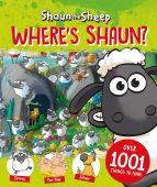 Where's Shaun HB
