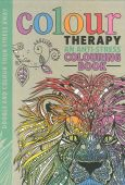 Colour Therapy An Anti Stress Colouring Book HB