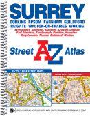 Surrey Street Atlas Spiral