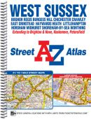 West Sussex Street Atlas Spiral