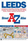 Leeds Super Scale Street Atlas A4