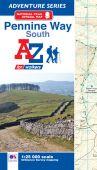 Pennine Way South Adventure Atlas