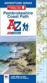 Pembrokeshire Coast Path Adventure Atlas