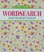 Elegant Large Print Wordsearch 2