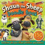 Shaun the Sheep Doodle Book