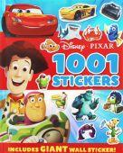 1001 Stickers: Disney Pixar