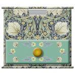William Morris - Pimpernel Memo Cube