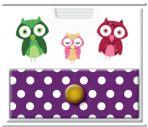 Owls Memo Cube