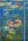Monet Sticky Note Folder
