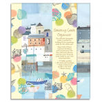 By the Sea Greeting Cards Organiser