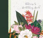 Botanicals Address & Birthday Book