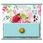 Belle Fleurs Memo Cube