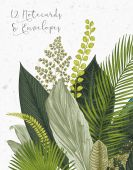 Botanicals Notecard Wallet