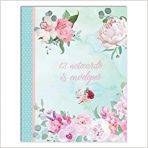 Belle Fleurs Notecard Wallet