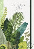 Botanicals Sticky Note Folder