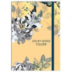 Bee Wild Sticky Note Folder