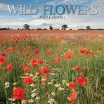 Wild Flowers 16 Month Calendar 2022
