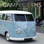 Camper Vans 16 Month Calendar 2022