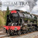 Steam Trains 16 Month Calendar 2022