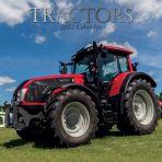 Tractors 16 Month Calendar 2022