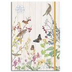 Edwardian Lady Catkin Grove A5 Notebook