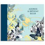 Bee Wild Address & Birthday Book