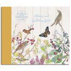 Edwardian Lady Catkin Grove Address & Birthday Book