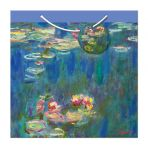 Monet Water Lilies Gift Bag (Large)