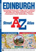 Edinburgh Street Atlas OP RP SEP18
