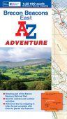 Brecon Beacons East Adventure Atlas