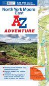 North York Moors East Adventure Atlas